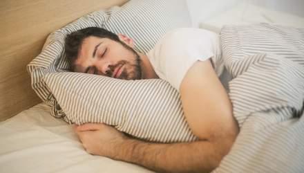 Як покращити свій сон за допомогою простих дій: 6 корисних порад