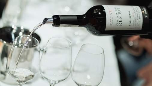 Уникальность на вкус: вертикальная дегустация вин Тельти-Курук SHABO