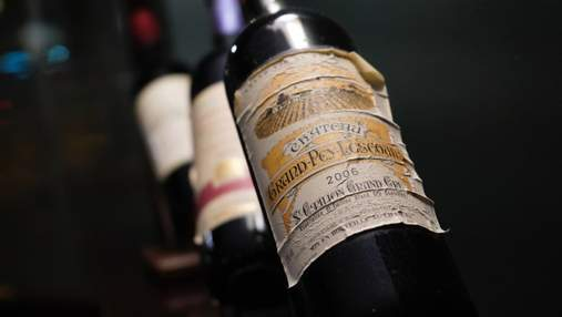 Що таке вінтажне вино та до чого тут комети