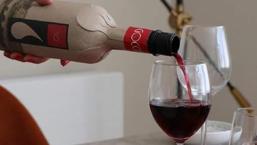 В Шотландии выпустили первое вино в картонных бутылках - фото