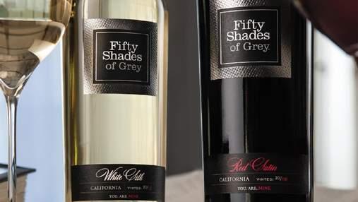 """Найсексуальніше вино виробляє у США авторка бестселера """"50 відтінків сірого"""""""