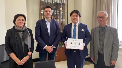 Українські вина SHABO вийшли на ринок Японії