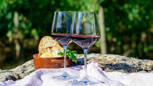Ужин с вином: SHABO Reserve Cabernet и вкусы Италии