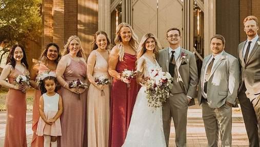 Невеста пригласила на свадьбу только незнакомок: что из этого вышло