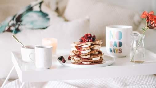 7 секретов идеального завтрака в постель: полезные советы