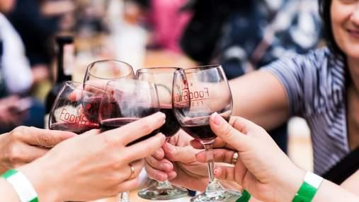 Прекрасный старт винного лета: фестивали вина в Украине