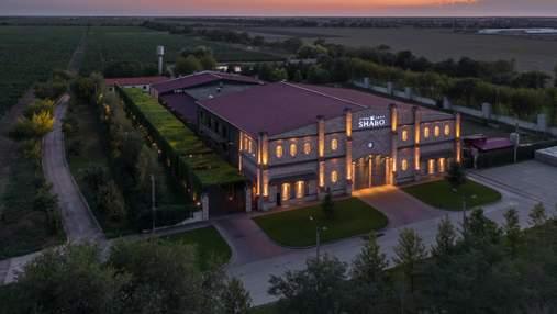 Винный уик-енд: едем в Центр культуры вина SHABO