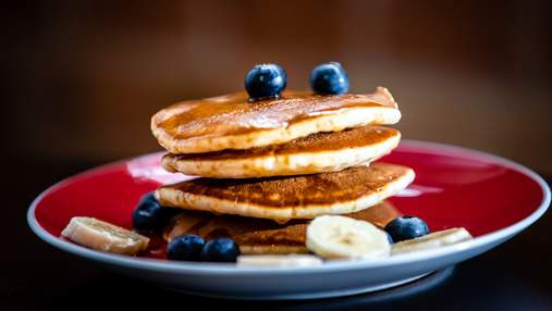 Полезные панкейки на завтрак: вкусный рецепт от блогера Елены Мандзюк