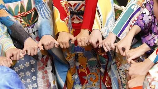Японці створили унікальні кімоно для країн-учасниць Олімпіади: Україна теж отримала своє