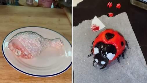 Дівчина пече торти, які зламають ваш мозок: як вони виглядають