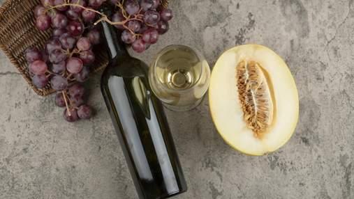 Солодка й запашна: звідки у вині береться аромат дині –  відповідь сомельє