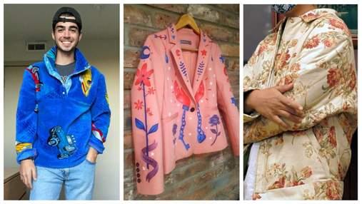 Умільці перетворили старий мотлох на трендовий одяг: 15 стильних прикладів