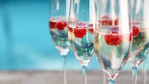 Спогади про літо: ігристі вина SHABO Special Edition і сезонні фрукти