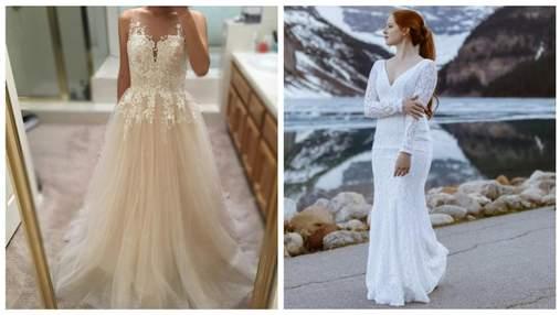 10+ невест, которые надели бюджетные платья и выглядят в них на миллион